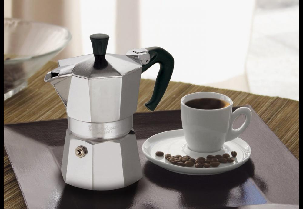 Гейзерная кофеварка и бленд: все, что нужно для идеального кофе