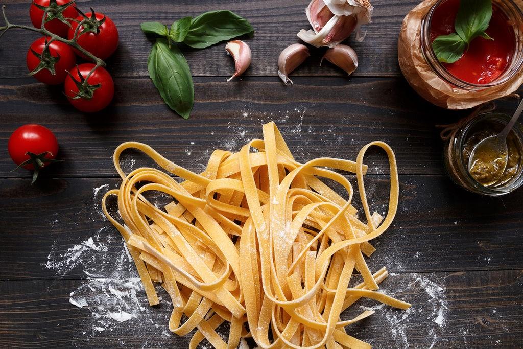 Домашняя паста в итальянской лапшерезке – очень просто