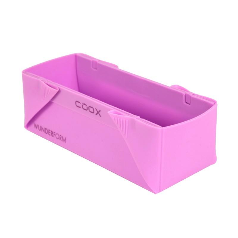 Форма Coox имеет усиленные бортики