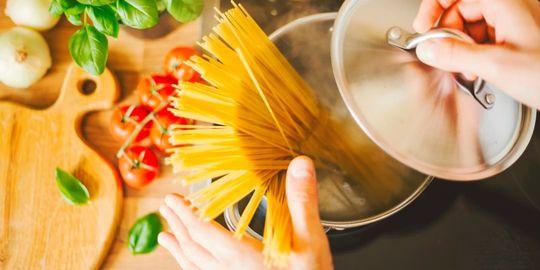 Искусство варить макароны: готовим с любовью
