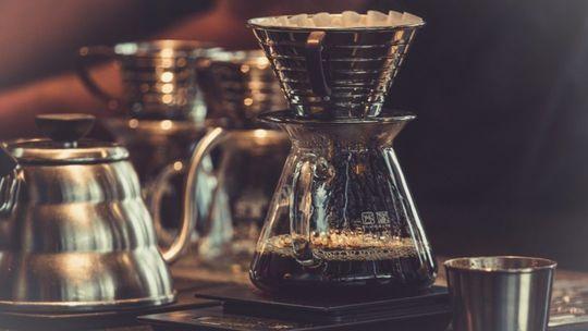 Кофейня третей волны: бариста волнуется раз