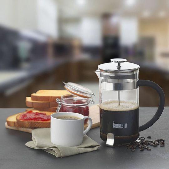Кофе за 5 минут: как пользоваться френч-прессом?