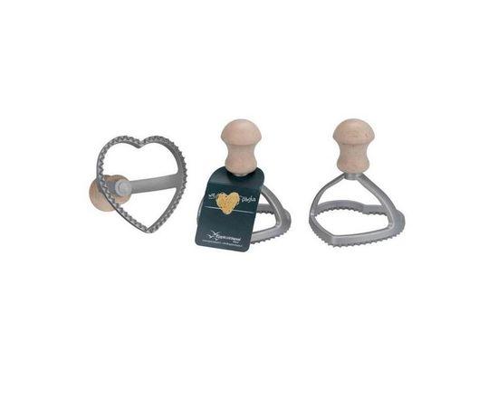 Штамп для равиоли и печенья сердечко, 8,5х8,5 см Eppicotispai