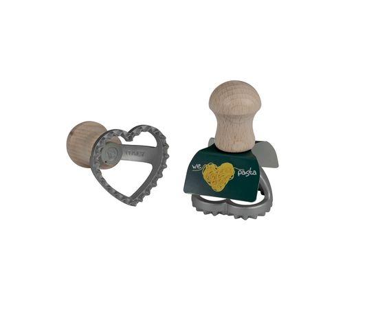 Штамп для равиоли и печенья в форме сердца, 4,5х4 см Eppicotispai