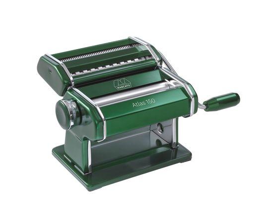 Лапшерезка-тестораскатка Marcato Зеленая 150мм Marcato AT-150-VER
