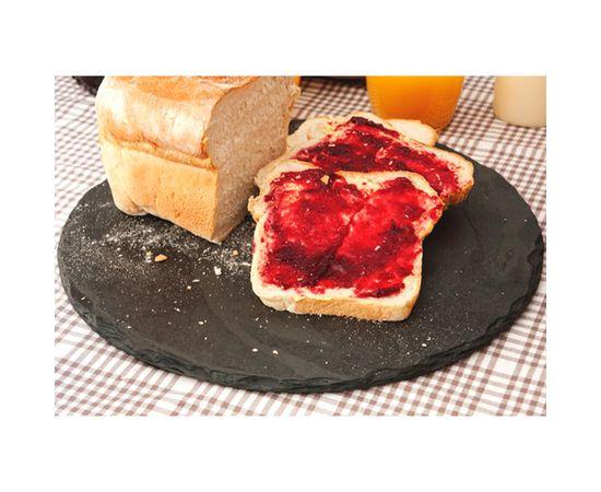 Круглое блюдо из натурального камня Platter Slate RLARA11